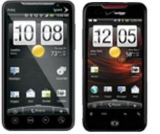 HTC EVO 4G Back in Stock Out of Stock HTC Droid Incredible Deja Vu All Over Again