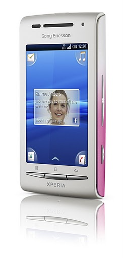 Android Xtra Updates to Xperia X10s to Android 2.1 and New Android Xperia X8 