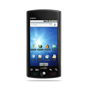 Android News: Sanyo Zio Android Smartphone @ Cricket for $229 Online