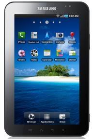 Samsung Galaxy S: Galaxy Tab @ T Mobile on 11/10   $399 with Plan