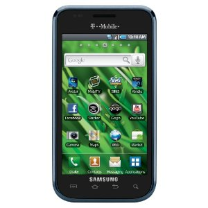 Review Samsung Galaxy S: Samsung Vibrant (T Mobile)
