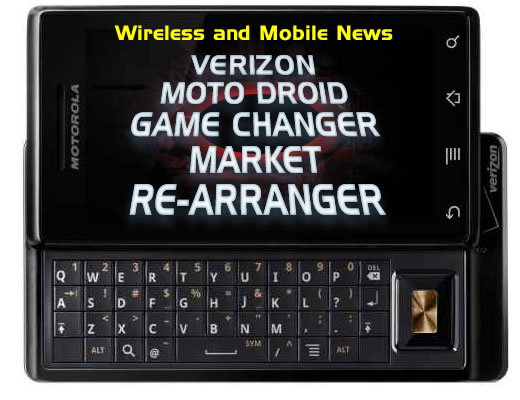Droid Fever: Droid & Android Expected to Be a Big Success, Says iSuppli