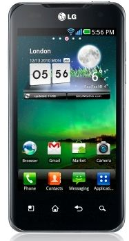 LG Optimus Optimal Dual Core Processor: LG Optimus 2X