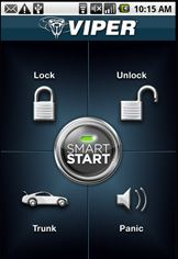 iPhone, BlackBerry, Android an Droid App Update: Viper SmartStart Finds My Car