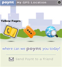 BlackBerry Tour Apps 2Day: Poynt GPS 411 with Movie Info & Maps