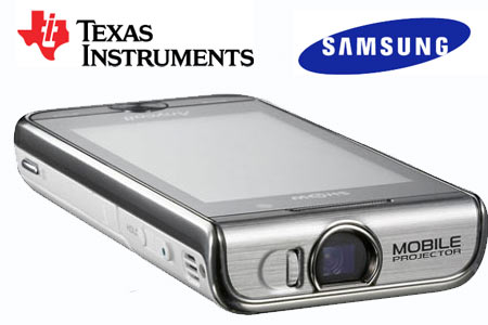 Wireless and mobile news samsung mobile phone projects for How to make mobile projector