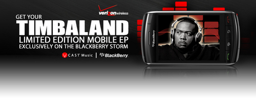 Free BlackBerry Storm Download of  the Day:  Rihannas Rehab Remix
