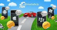 Free BlackBerry (Storm, Bold, Tour, Curve) Android Apps 2Day: DriveSafe.ly