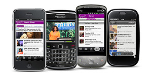 Oprah App lifies Herself: Oprah Mobile Apps for iPhone, BlackBerry Android and webOS