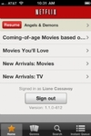 iPhone Apps: Netflix Streaming Video App for iPhone iPod Launched