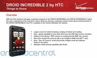 HTC Incredible News: Droid Incredible 2 World Phone But 3G