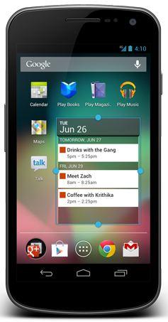 Android 4.1 Jelly Bean JB
