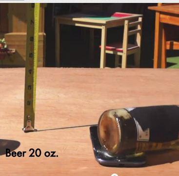 Samsung Galaxy S III Beer Bottle