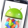 Samsung Galaxy S Jelly Bean Update
