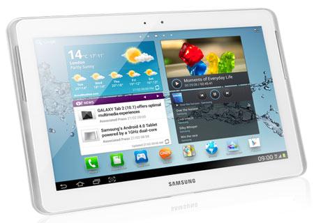 Samsung GalaxyTAB1012
