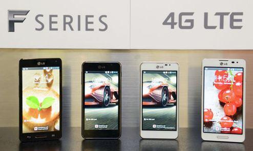 LG Optimus F5 F7