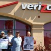 Verizon Protest