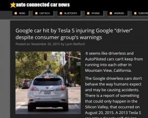 AUTO Connected Car Googlestory