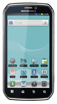 Motorola Electrify