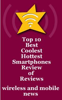Top Ten Best Smartphones