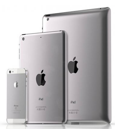 IPads with iPhone