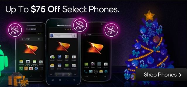 Boost Mobile Cyber Monday