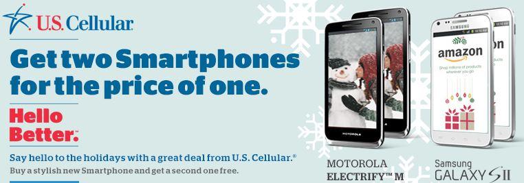 U. S. Cellular Holiday Deals