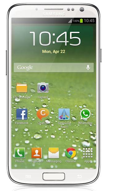 Samsung Galaxy S IV Not